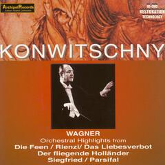 Richard Wagner's Orchestral Highlights