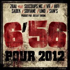 6'56 pour 2012