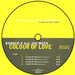Colour Of Love