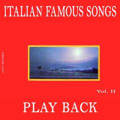 Play Back Italian Famous Songs, Vol.2