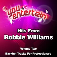 Hits From Robbie Williams - Professional Backing Tracks, Vol. 2