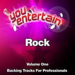 Rock - Professional Backing Tracks, Vol. 1