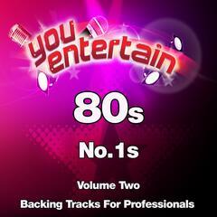 80's No.1s - Professional backing Tracks, Vol. 2
