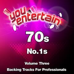 70's No.1s - Professional Backing Tracks, Vol. 3