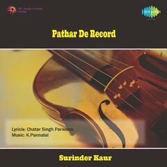 Pathar De Record