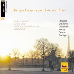 Poulenc : French Music for Brass and Piano