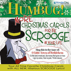 Humbug 2: More Songs for the Scrooge in Your Life