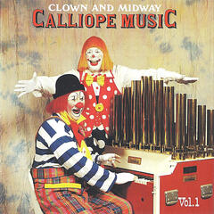 Clown and Midway Calliope Music Vol. 1