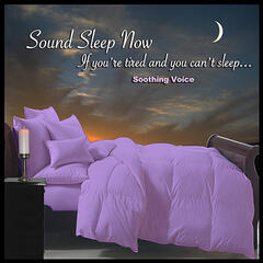 Sound Sleep Now - Soothing Voice