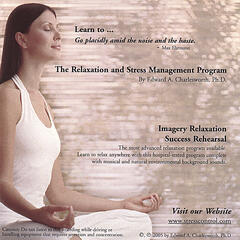 Relaxation And Stress Management Program - Imagery Relaxation And Success Rehearsal