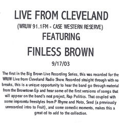 Live from Cleveland @ WRUW