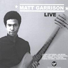 Matthew Garrison Live CD+DVD