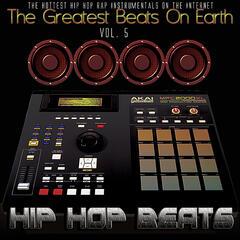 The Hottest Hip Hop Rap Instrumentals On The Internet Vol. 5