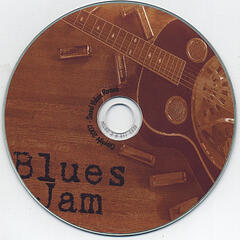 """Blues Jam"" For Harmonica Players"