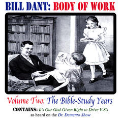 BODY OF WORK: Volume Two: The Bible-Study Years