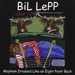 Mayhem Dressed as an Eight Point Buck