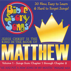 Matthew, Volume 1 - Jesus Christ is the King!