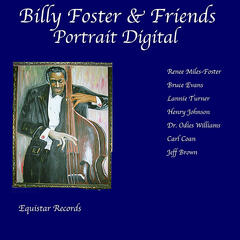 Billy Foster and Friends Portrait Digital