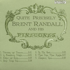 Quite Precisely Brent Randall and is Pinecones