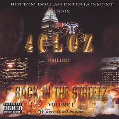 Back In The Streetz  Volume 1