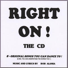 RIGHT ON ! the CD