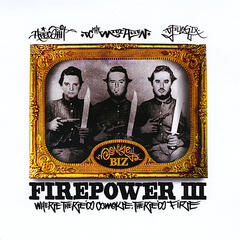 Firepower, Vol. 3: Where There's Smoke There's Fire
