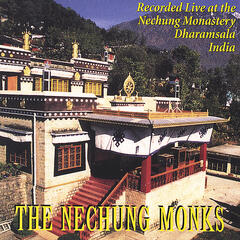 The Nechung Monks Traditional Chants of Tibet