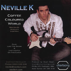 Coffee Colored World (Single)
