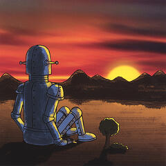 Giant Robots And Sunsets
