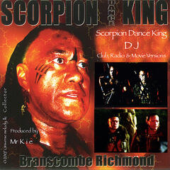 Scorpion Dance King DJ
