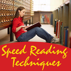 Speed Reading Techniques - How to Read Three Books Per Day