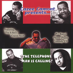 Lazee Lamont Presents: The Telephone Man Is Calling! Phone Prank Album (feat. Crayon Smiff) vol.I
