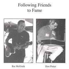 Following Friends to Fame - Booklet & 2-song CD