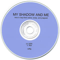 IRAQ,MY SHADOW AND ME