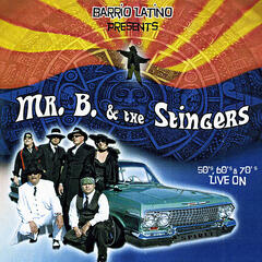 Mr. B and the Stingers