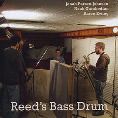 Reed's Bass Drum - EP