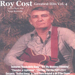Roy Cost Greatest Hits Vol. 4