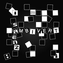 Ambivert & Verbatim