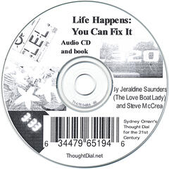 Life Happens: You Can Fix It (Cd and Book)