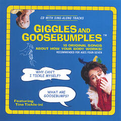 Tina Tickle-ini Gets Giggles and Goosebumples