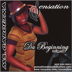 Sensation: Da Beginning Mix CD