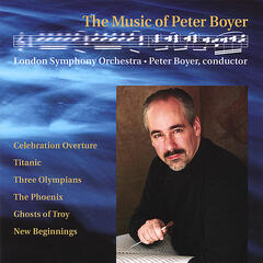 The Music of Peter Boyer