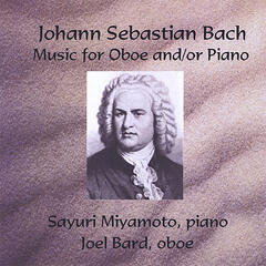 Johann Sebastian Bach Music for Oboe and/or Piano