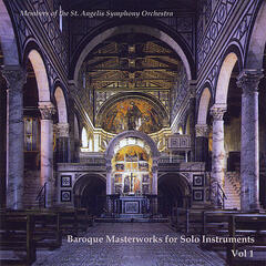 Baroque Masterworks For Solo Instruments Vol. 1