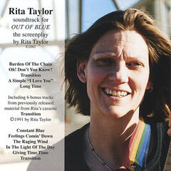 Rita Taylor soundtrack for OUT OF BLUE the screenplay by Rita Taylor