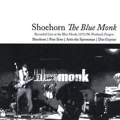the Blue Monk