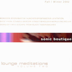 Lounge Meditations Volume 2