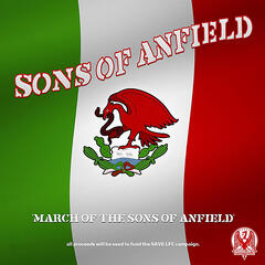 March of the Sons of Anfield - Single