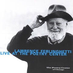 Lawrence Ferlinghetti Live at The Poetry Center