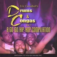 Eric Campbell's Drums & Congas Vol 1